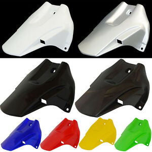 Rear Fender Mudguard Tire Hugger For CBR1000RR 2004-2007 Black