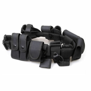 Adjustable-Police-Officer-Security-Guard-Duty-Belt-Security-Equipment-System