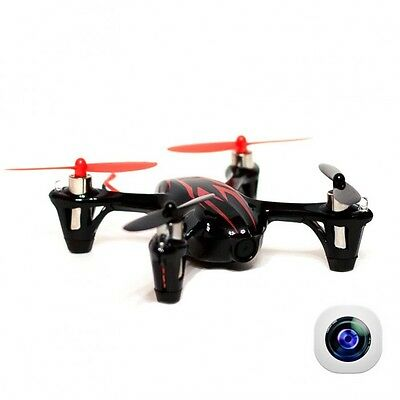 HUBSAN X4 H107C 2.4G 4 CHANNAL MINI QUADCOPTER RTF WITH VIDEO CAMERA