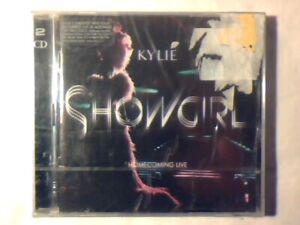 KYLIE-Showgirl-homecoming-live-2cd-MINOGUE-SIGILLATO-SEALED