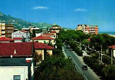 CARTOLINA POSTCARD  NON V.TA 28B  SILVI MARINA ( TERAMO ) - PANORAMA PARZIALE