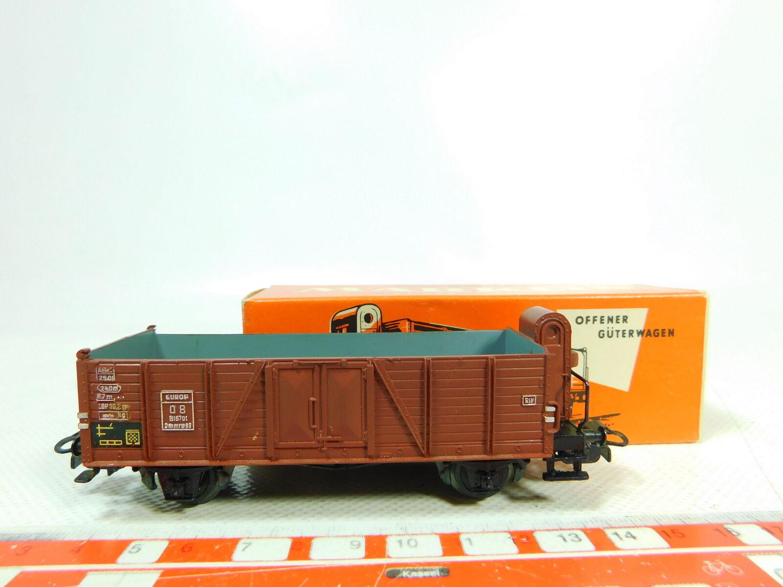 BT569-0,5 Märklin H0   Ac 311 1 (4601) Wagon de Marchandises Ougreen Db Largeur