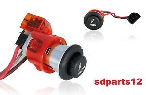 Kit-OEM-Accendisigari-illuminato-per-AUDI-A6-C6-2004-2011