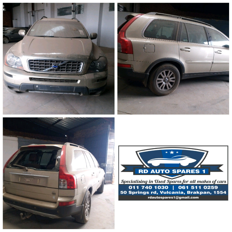 stripping Volvo V50, XC90, s60 S40 for parts