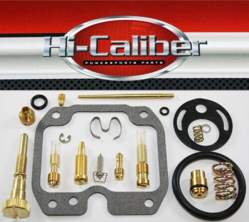 OEM QUALITY 1989-2004 Yamaha YFA1 125 Breeze Carburetor Rebuild Kit Carb Repair