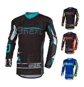 Oneal-Elemento-Motocross-Cross-Enduro-Quad-Mx-Jersey