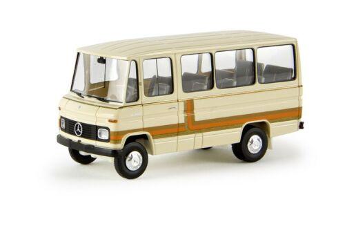 """Neu Brekina 36700-1//87 Mb O 309 Bus Weiß//Orange /""""70Er-Jahre/"""""""