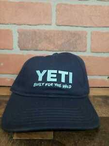 YETI-Lifestyle-Full-Panel-Low-Pro-Men-039-s-Blue-Hat-OSFM