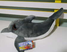 MY ZHU SEA FRIENDS DAPHNE DOLPHIN PLUSH TOY! CUTE! BIG EYES! 33CM LONG
