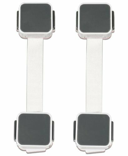 4 Pack - Munchkin Xtra guard Dual Action Multi Use Latches, 2 Count Each