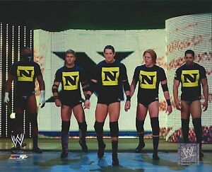 NEXUS-WWE-WRESTLING-8-X-10-LICENSED-PHOTO-NEW-661