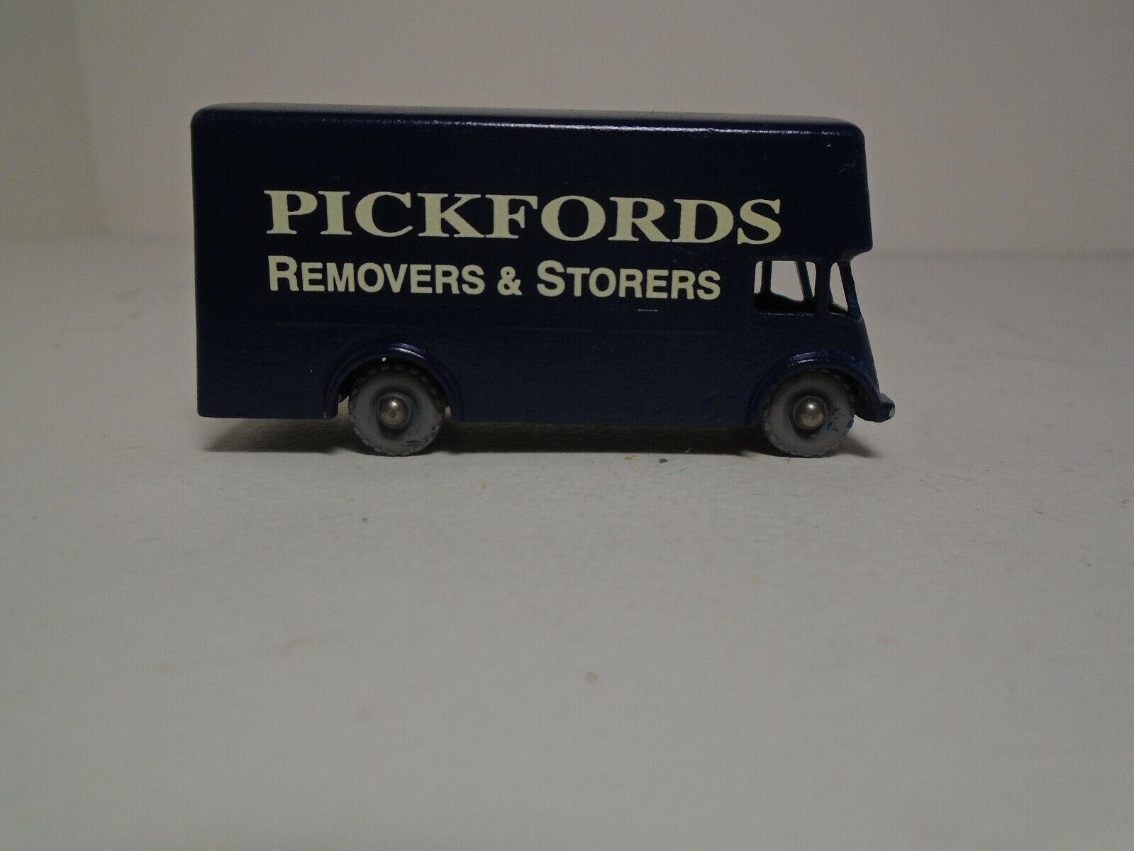 Lesney Matchbox No.46B PICKFORD'S Removal Van RestGoldt Modified V-1  GPW