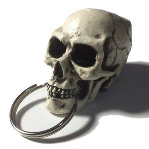 American Made Skull Pool Billiards Cue Pocket Chalker