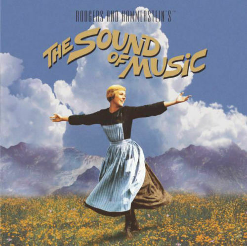 THE SOUND OF MUSIC Soundtrack CD NEW 40th Anniversary Ed. Rodgers & Hammerstein