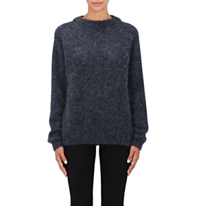NWT acne studios dramatic mohair-blend sweater size XS