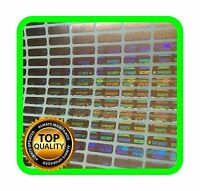 1050 Security Hologram Labels Void Warranty Stickers Tamper Evi... Free Shipping