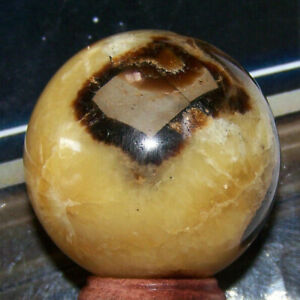 Rare-Natural-176g-Dragon-Eye-Mineral-Specimen-Reiki-Healing-Crystal-Ball-Sphere