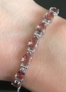 Turkish-Handmade-Jewelry-Sterling-Silver-925-Alexandrite-Stone-Bracelet