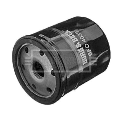 Fits Lancia Delta MK1 2.0 HF Integrale Borg /& Beck Screw-On Spin-On Oil Filter