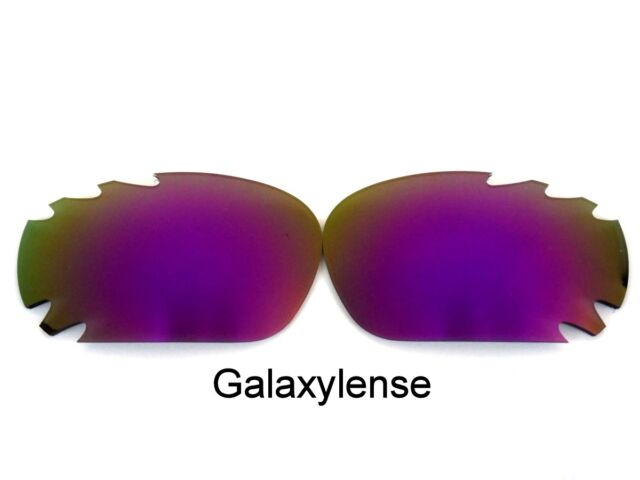 862ccb14d0 Galaxy Replacement Lenses For Oakley Jawbone Purple Polarized 100% UVAB