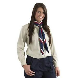 ADULT-LONG-SLEEVE-BLOUSE-SCOUT-OFFICIAL-UNIFORM-ALL-SIZES-XS-S-M-L-XL-XXL-XXXL
