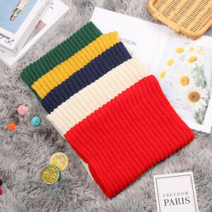 New-Children-Fashion-Winter-Knitted-Neckerchief-Warm-Collar-Baby-Scarf-Neck-Bib