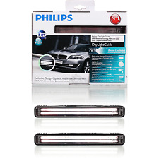 Set PHILIPS Luce Di Marcia Diurna LED 12v Dimmerabile Day Light Guide