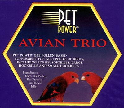 Avian Trio Beehive Nutrient Bird Parrot 16 Oz Royal