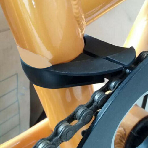 Bike Chain Guide Bash Guard For Single Ring Chain Holder Keeper Clamp Clip