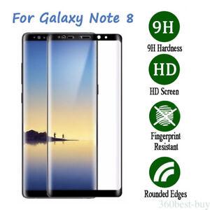 Pour-Samsung-Galaxy-Note-8-Vitre-film-protection-VERRE-trempe-INCURVE-plein-3D