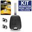 KIT-Reparation-Plip-Coque-Cle-pour-Telecommande-PEUGEOT-206-106-306-307-107-207 miniature 1