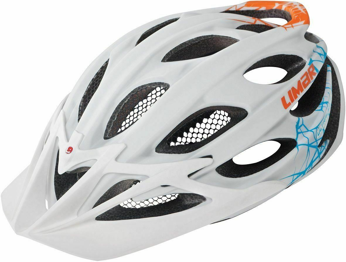 Limar UltraLight+ MTB Helmet (Matte  White   Fire)  cheap designer brands
