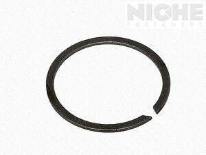 Eaton Retaining Ring External 3.786 Inch Spring Steel Phos (6 Pieces)