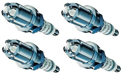 4x per Mini One R52 1.6 VARIANTE 2 ORIGINALE BOSCH SUPER PLUS SPARK PLUGS