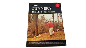1965 Gunner's Bible Firearms Guide Catalog Rifle Shotguns Handguns Vintage S8