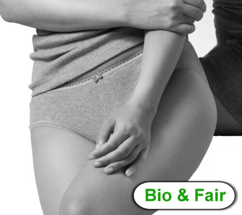 Conta Damen Hüftslip 100 /% Bio Baumwolle kba Doppelripp