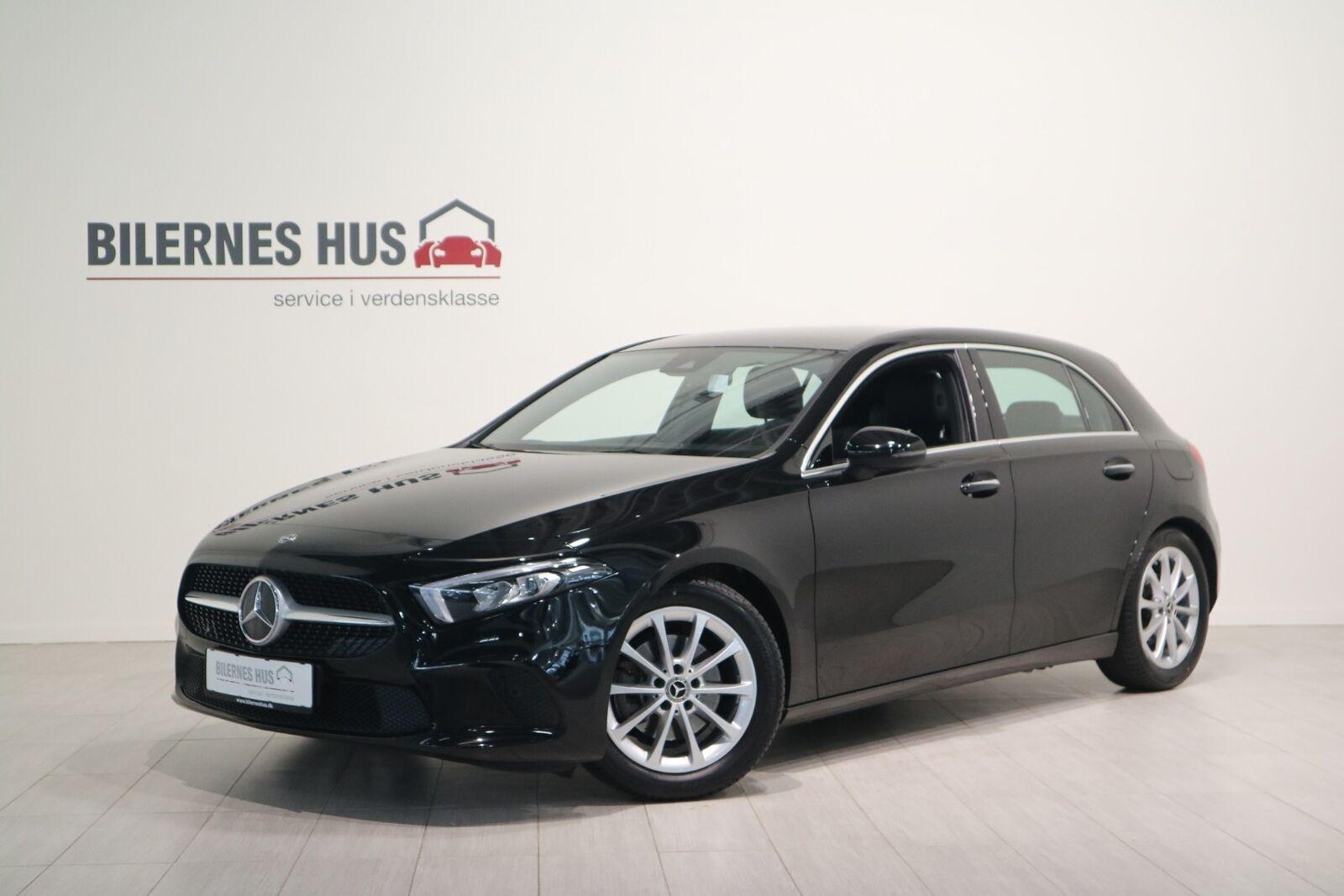 Mercedes A200 1,3 Business Progressive Line aut. 5d - 333.880 kr.