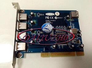 Belkin-F5U220-5-Port-PCI-Internal-USB-2-0-Hub-Tested