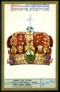 The-Crown-Of-Bernadotte-Sweden-c40-Y-O-Trade-Ad-Card