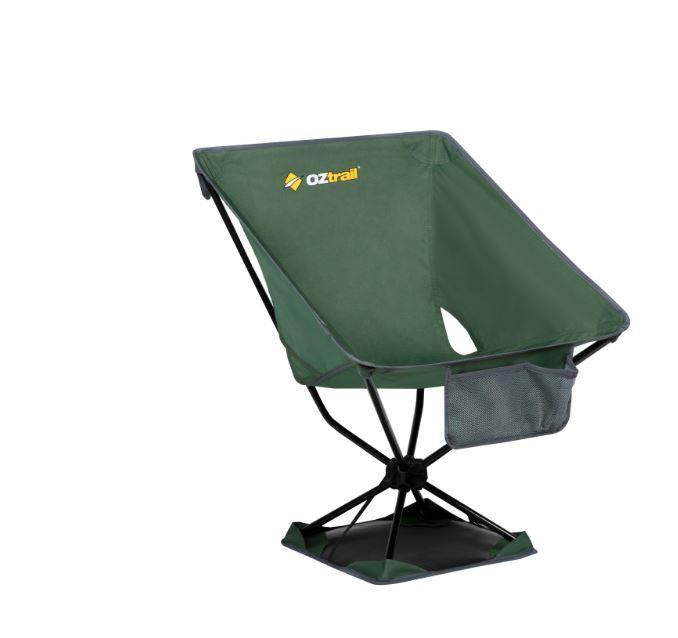 Nueva silla de descubrimiento Oztrail compaclite Campamento Camping excursiones familiares de viaje al aire libre