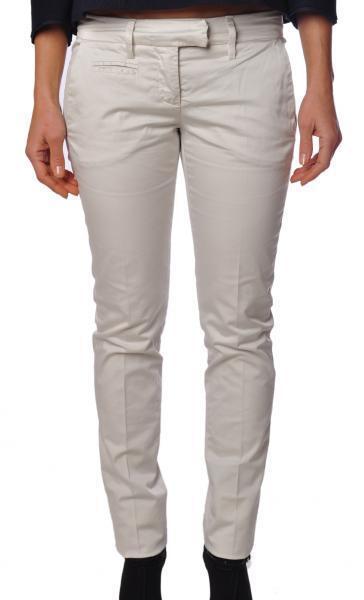 Dondup  -  Pants - Female - White - 2163914A180909