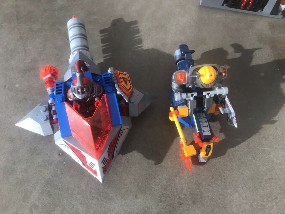 Lego Nexo Knights, 70323