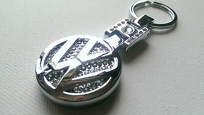 VW T4 key ring stainless steel key ring double