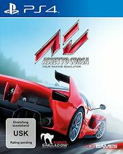 NEU+OVP Assetto Corsa Limitierte Erstauflage PS4 Spiel Playstation 4 Dolbi Digi