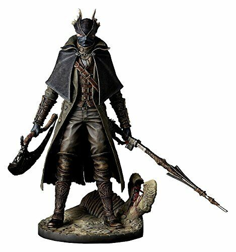 Gecco Bloodborne The Old Hunters   Hunter 1 6 Scale Statue Japan version