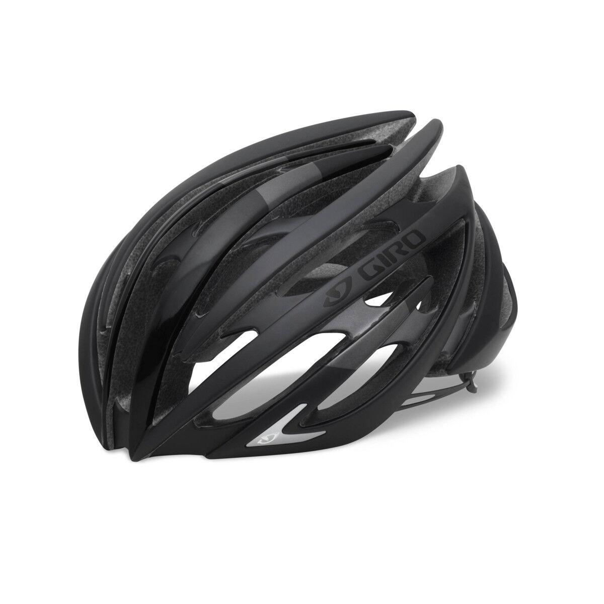 Giro Giro Giro Aeon vélo de course Vélo Casque Noir 2019 19c90e