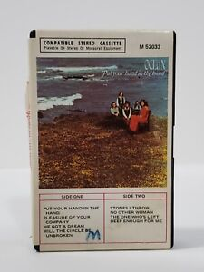 Ocean - Put Your Hand in the Hand - Cassette Tape Ampex Snap Case