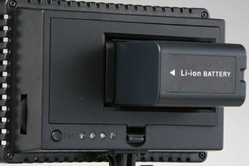 Pro XB DSLR LED HD video light for Panasonic DMC GX8 FZ300 G9 G7 GH4 GH3 FZ1000