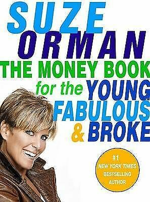 1 of 1 - NEW The Money Book for the Young, Fabulous & Broke by Suze Orman