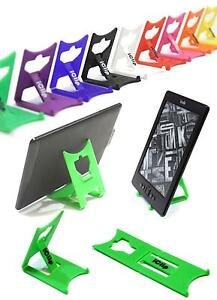 iPad-Mini-Kindle-Touch-DX-7-8-Fire-amp-Nook-eReader-Holder-GREEN-iClip-Stand